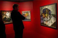kiállítás, Magyar Nemzeti Galéria, művészet, orosz