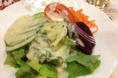 Bajorország, gasztronómia, majonéz, recept, saláta, zöldség