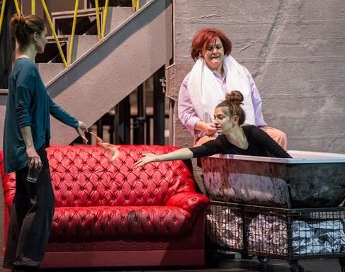Rómeó és Júlia Debrecenben, Kép: Csokonai Színház