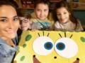 farsang, Görög Zita, jelmez, Nickelodeon, verseny