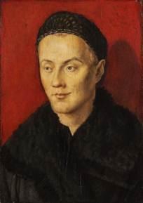 Dürer: Férfiportré