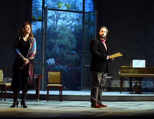 La Traviata, plakát, Kép: Csokonai Színház