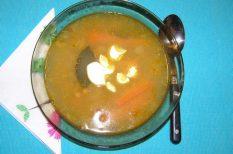 gasztronómia, húsvét, lencse, leves, recept, sonkalé