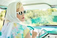 autó, körültekintés, nők, tanácsok, vezetés
