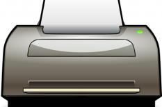 ár, használat, nyomtató, papír, patron, szokások