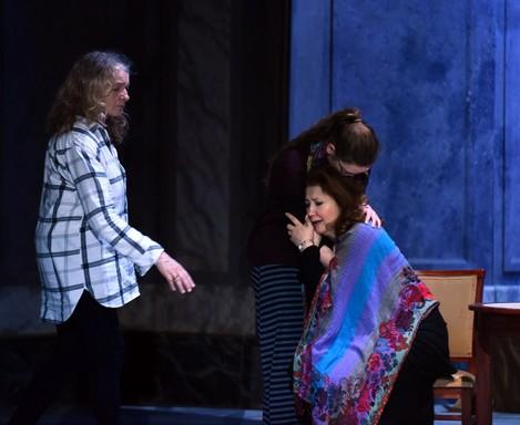 Traviata, próba Debrecenben, Kép: Csokonai Színház