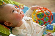 csecsemő, légcsőhurut, légzés, reflux, táplálkozás