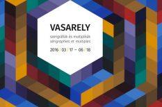 budapest, kiállítás, művészet, Vasarely
