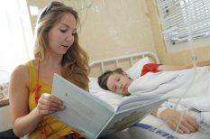 beteg, diéta, gyerek, kórház, napirend, viselkedés