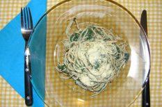 mangold, paradicsom, parmezán, sajt, tészta