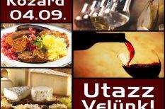 bor, Gyöngyös, hétvégi program, kirándulás jelentkezés, Kozárd, Női Klub