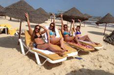 Miss Balaton, nap, nyaralás, szépségkirálynők, tenger, Tunázia