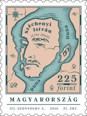 Széchenyi-bélyeg