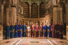 Bizánc, húsvét, kórus, Szent Efrém Férfikar, Szent István Bazilika