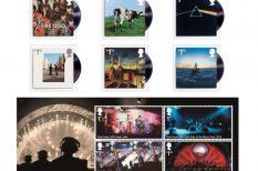 bélyeg, gyűjtemény, nagy-britannia, Pink Floyd, rock, zene