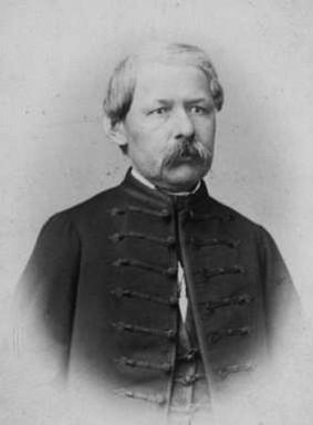 Arany János idős kori fotója, Kép: wikimedia