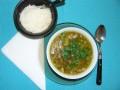 minestrone, olasz ízek, parmezán, tavasz, zöldség