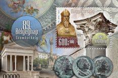 89. bélyegnap, bélyeg, Magyar Posta, római kor, Szombathely