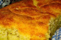 kukoricaliszt, pite, sütemény