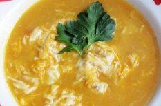 köménymag, leves, tojás