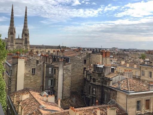 Bordeaux látképe, Kép: BlaBlaCar