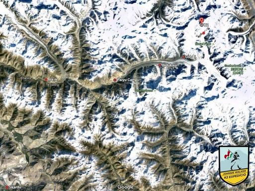 Expedíciós térkép, Kép: sajtóanyag