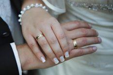 arany, divat, eljegyzés, esküvő, karikagyűrű, szerelem, trend