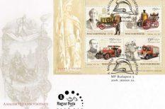 bélyeg, bélyeggyűjtés, feláras bélyeg, ifjúság, Magyar Posta, támogatás, tűzoltóság