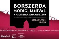 bor, előadások, kiállítás, Magyar Nemzeti Galéria, Modigliani, művészet, Picasso
