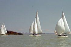 Kékszalag Balaton, tengeri vitorlázás, verseny, vitorlázás