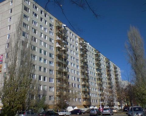 Lakótelep Kispesten, Kép: wikimedia