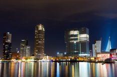 építészet, Erasmus+, gasztronómia, hollandia, kerékpár, kikötő, kirándulás, repülő, Rotterdam