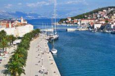 horvátország, nyaralás, sziget, tenger, turizmus, utazás