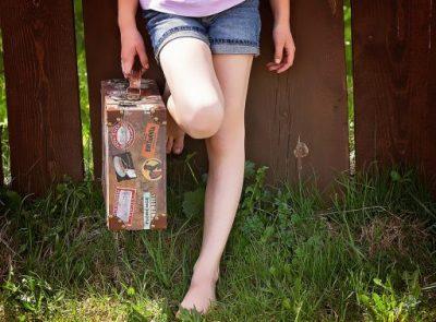 Mindenki szeretne szép lábakat  Kép: Pixabay