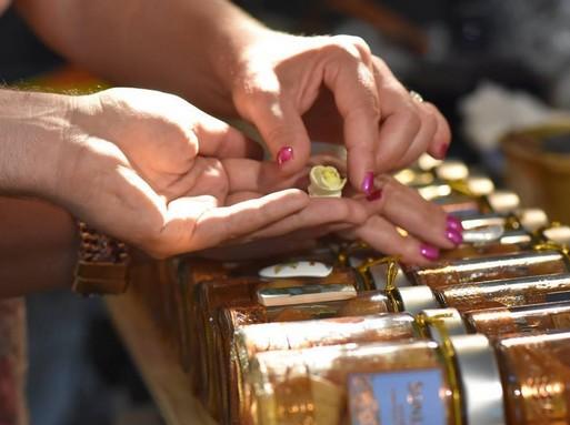 Sonja Adler termékei kézzel készülnek, Kép: sajtóanyag