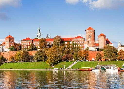 Wawel, Krakkó, Kép: Lux Express