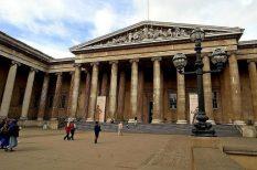 British Museum, Dél-Afrika, kiállítás, kincsek, london, rinocérosz, szobor