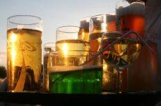 alkohol, folyadék, kalória, nassolás. mozgáshiány, nyár, olimpia, sör, táplálkozás, üdítő ital