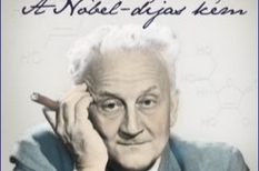 A Nobel-díjas kém, dokumentumregény, Szent-Györgyi Albert, új könyv, Wisinger István
