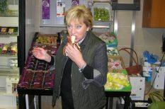 Budapesti Nagybani Piac, egzotikum, gyümölcs, kis- és nagykereskedő, üzlet, zöldség