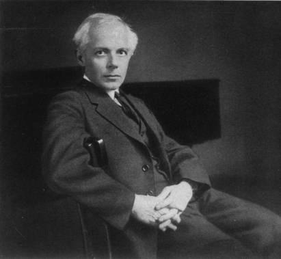 Bartók Béla 1927-ben, Kép: wikimedia