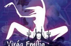 Boszorkányszelídítő, író, új könyv, Virág Emília