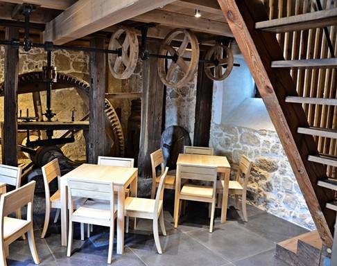 Hosszúhetény, Almalomb étterem, Kép: Via Gasztronómia
