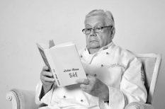 korrajz, Lukács István, séf, új könyv, vendéglátás