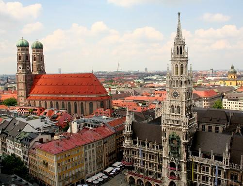 München, Kép: wikimedia