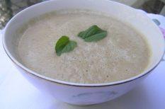 főzőtejszín, gasztronómia, krémleves, leves, padlizsán