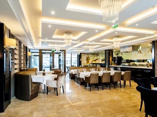 Szekszárd, Merops étterem, Kép: Via Gasztronómia