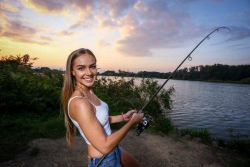 Az udvarholgy szerint izmosodni is lehet horgászat közben