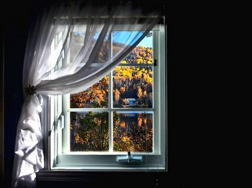 Őszi ablak, Kép: pixabay