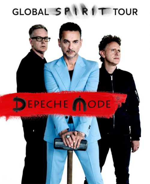 Depeche Mode Kép: facebook